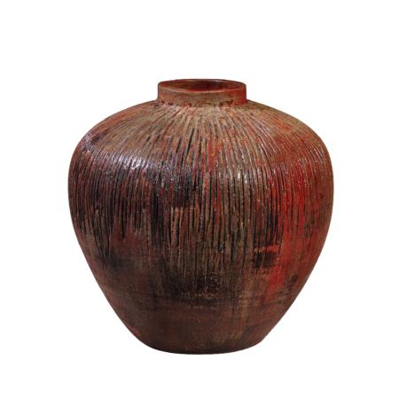 Christian Bruun Keramik EARTH Krukke K_061